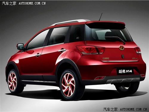 长城 长城汽车 哈弗M4 2013款 1.5L 春节限量版