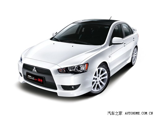 三菱 东南汽车 三菱翼神 2013款 黑白版