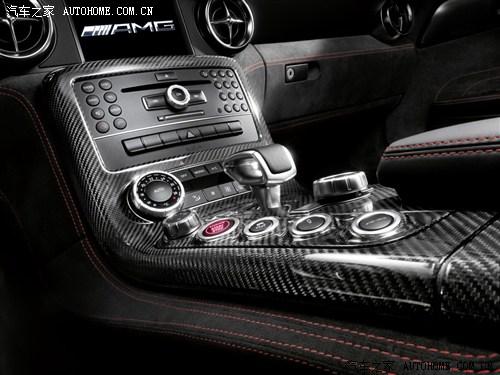 奔驰 奔驰AMG 奔驰SLS级AMG 2014款 SLS AMG Black Series