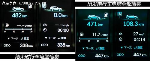 现代北京现代全新胜达2013款 2.4L 自动四驱尊贵型