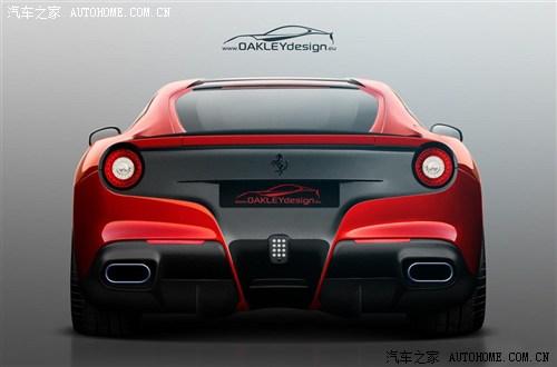 法拉利法拉利f12berlinetta2013款 6.3l 标准型