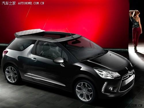 DS 雪铁龙(进口) DS3 2014款 Cabrio