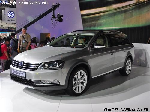 大众 大众(进口) 迈腾(进口) 2012款 旅行版 2.0TSI 四驱豪华型