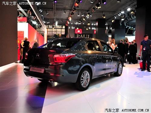 雪铁龙 雪铁龙(进口) c-elysee 2013款 基本型