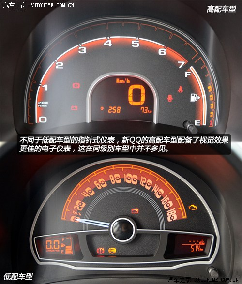 奇瑞奇瑞汽车奇瑞QQ2013款 1.0L 手动时尚版