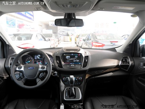 福特长安福特翼虎2013款 2.0L GTDi 四驱运动型