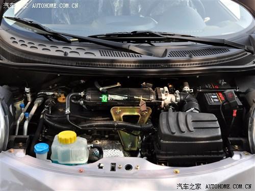 奇瑞奇瑞汽车奇瑞QQ2013款 基本型