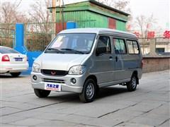 五菱汽车 上汽通用五菱 五菱之光 2010款 1.0L新版实用型长车身LJ465