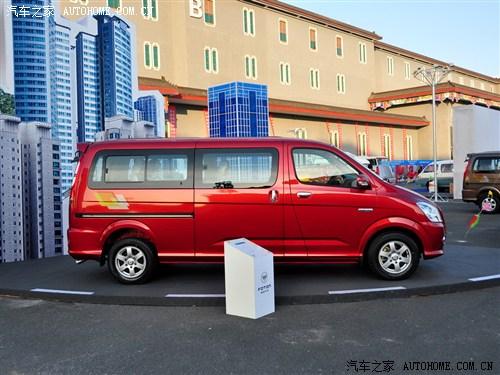福田 福田汽车 蒙派克 2012款 基本型