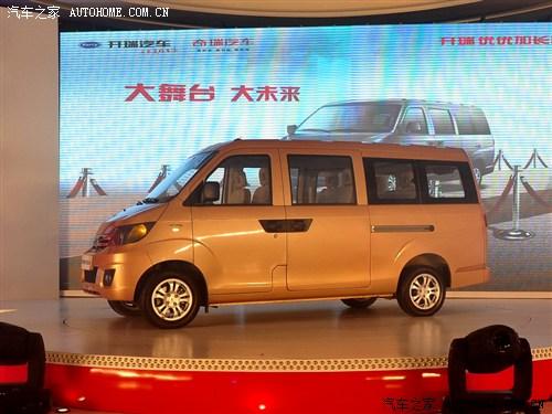开瑞 开瑞汽车 优优 2012款 1.2L加长标准版