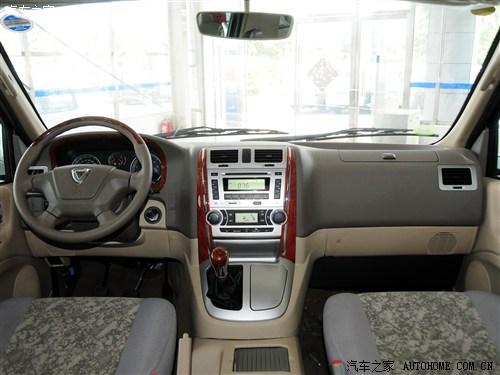 福田 福田汽车 蒙派克 2012款 2.0L财富快车舒适版4Gi-VVT