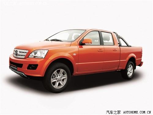 黄海 曙光汽车 大柴神 2012款 2.4L至尊版 两驱汽油豪华型