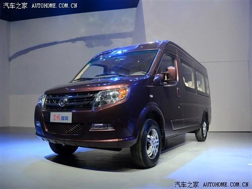 东风 东风汽车 御风 2012款 3.0T长轴高顶领尊版国IV