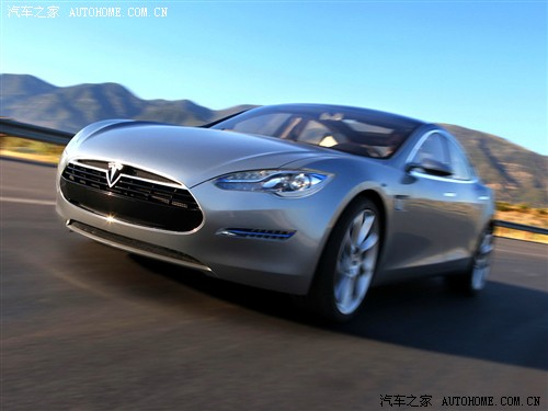 汽车之家 TESLA Model S 2009款 Concept