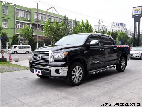 丰田丰田(进口)坦途2011款 5.7 标准型