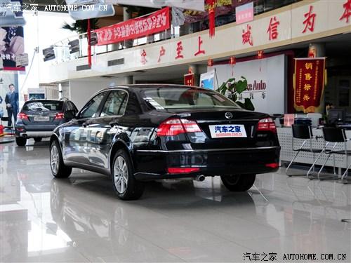 中华 华晨中华 中华尊驰 2011款 1.8T MT豪华型