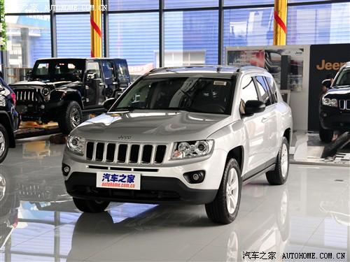 Jeep吉普 Jeep吉普 指南者 2011款 2.4 运动版