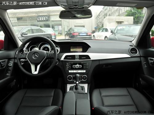 奔驰 奔驰(进口) 奔驰C级(进口) 2011款 C200 时尚旅行版
