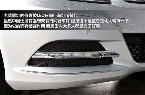 奔驰 北京奔驰 奔驰c级 2011款 c200 cgi 时尚型