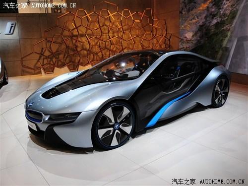 宝马 宝马(进口) 宝马i8 2011款 Concept