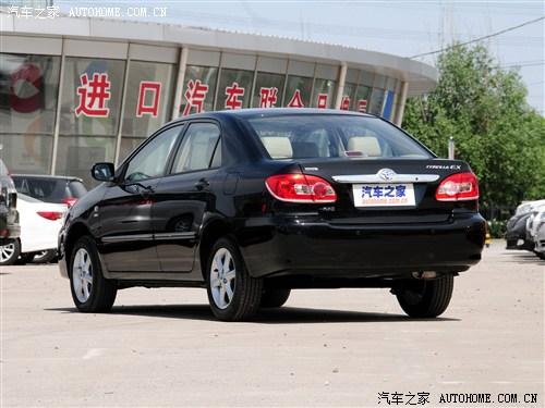 丰田 一汽丰田 花冠 2011款 1.6L 手动豪华版