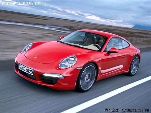 保时捷 保时捷 保时捷911 2012款 Carrera
