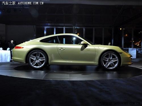 保时捷 保时捷 保时捷911 2012款 Carrera 3.4L