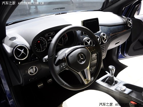 奔驰 奔驰(进口) 奔驰B级 2012款 基本型