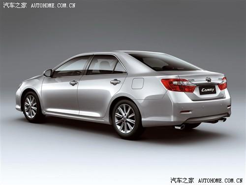 丰田 丰田(进口) 凯美瑞(海外) 2012款 欧洲版
