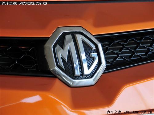 MG 上海汽车 MG6 2012款 掀背 1.8L 自动驾值版
