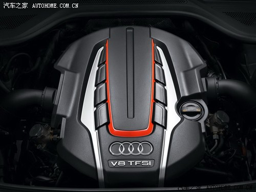奥迪 奥迪(进口) 奥迪A8 2013款 S8 4.0TFSI quattro