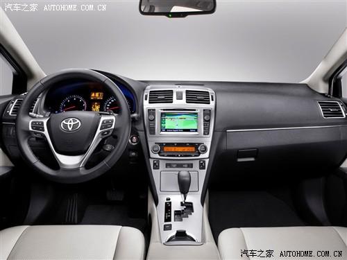 丰田 丰田(进口) Avensis 2012款 基本型