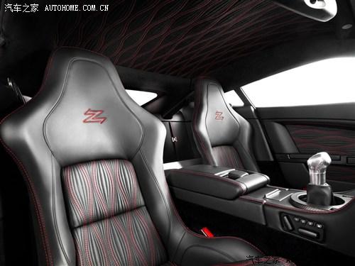 阿斯顿・马丁 阿斯顿・马丁 V12 Vantage 2011款 Zagato 基本型