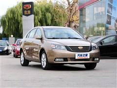 帝豪 吉利汽车 帝豪EC7 2012款 1.8 MT 豪华型