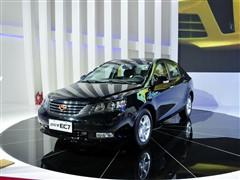 帝豪 吉利汽车 帝豪EC7 2012款 1.8 CVT 尊贵型
