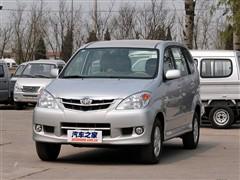 一汽 一汽吉林 森雅M80 2011款 1.5L 超值版 5座