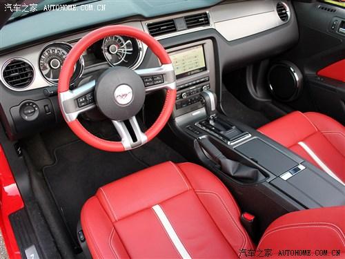福特 福特(进口) 野马 2013款 5.0L GT 敞篷版