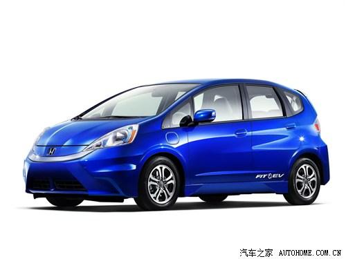 本田 本田(进口) 飞度(海外) 2013款 EV