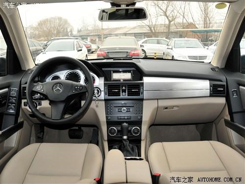 奔驰 北京奔驰 奔驰GLK级 2012款 GLK300 4MATIC 动感型