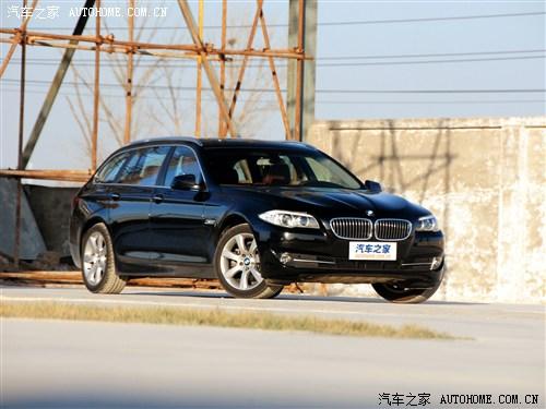 宝马 宝马(进口) 宝马5系(进口) 2012款 530i 领先型 旅行版