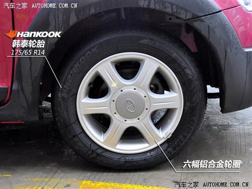 一汽 天津一汽 威志v2 2012款 cross 1.3mt豪华型 -12