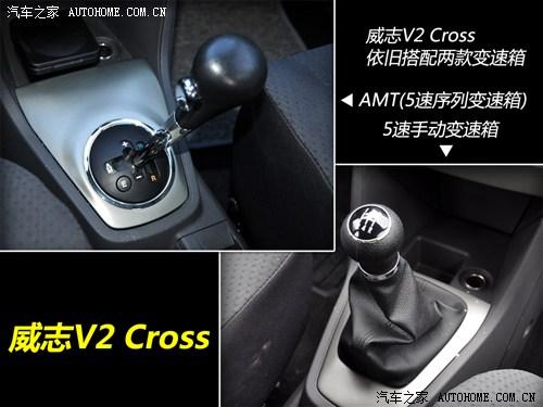 一汽 天津一汽 威志v2 2012款 cross 1.3mt豪华型 -21