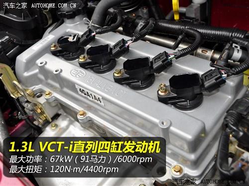 一汽 天津一汽 威志v2 2012款 cross 1.3mt豪华型 -20