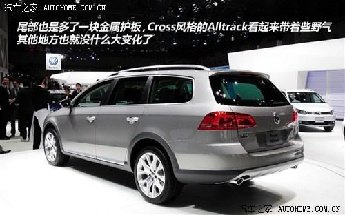 大众 大众(进口) Passat 2013款 Alltrack