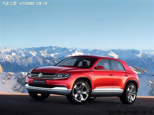 大众 大众(进口) Cross Coupe 2012款 concept
