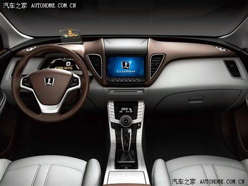 LUXGEN 裕隆汽车 LUXGEN5 2012款 Sedan
