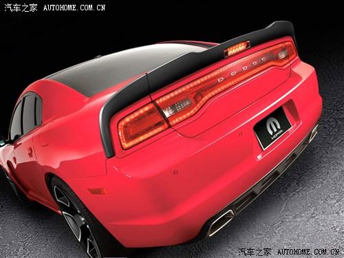 道奇 道奇(进口) charger 2012款 redline