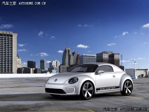 大众 大众(进口) 甲壳虫 2012款 E-Bugster Concept