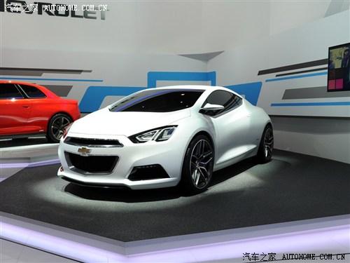 雪佛兰 雪佛兰(进口) 雪佛兰Tru 2012款 140S Concept