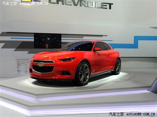雪佛兰 雪佛兰(进口) 雪佛兰Code 2012款 130R Concept